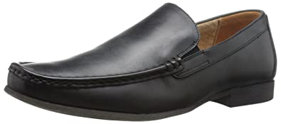 Steve Madden Men's Wynsor Slip-On Loafer, Grey, ...