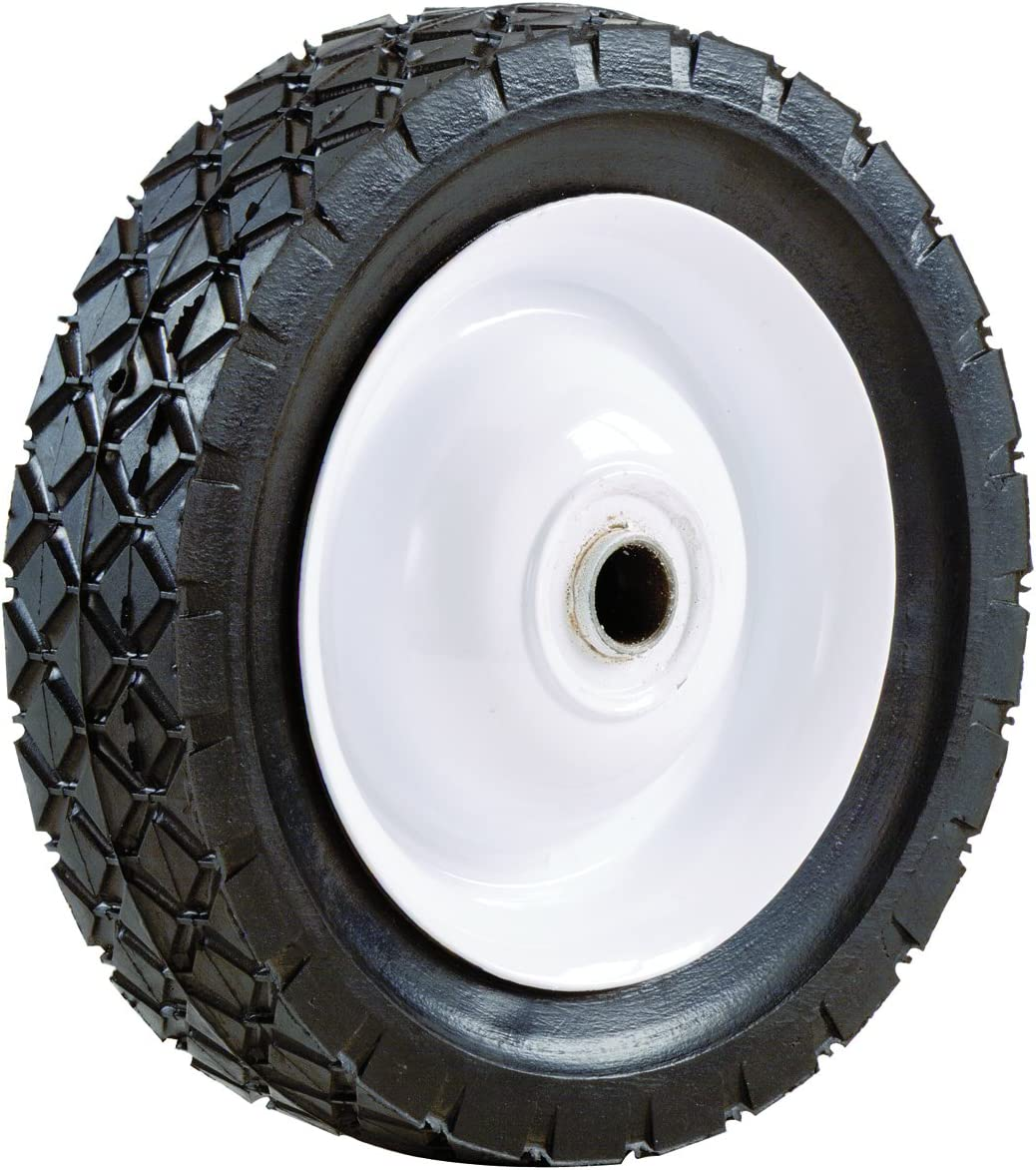 Shepherd 9594 Semi Pneumatic Diamond Tread Replacement Wheels