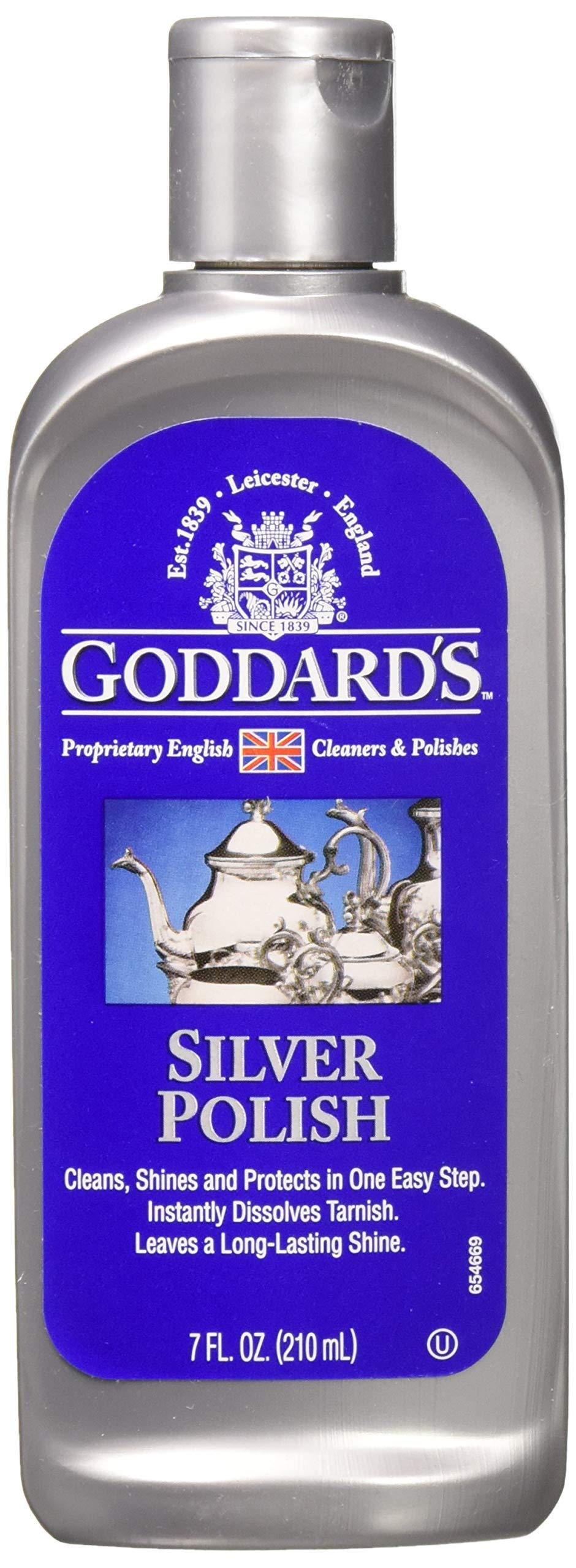 Goddard's Silver Polish Liquid