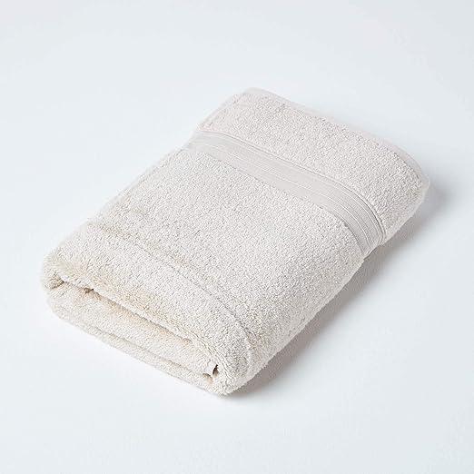 Homescapes - Franela Suave 100% algodón Supima Zero Twist ...