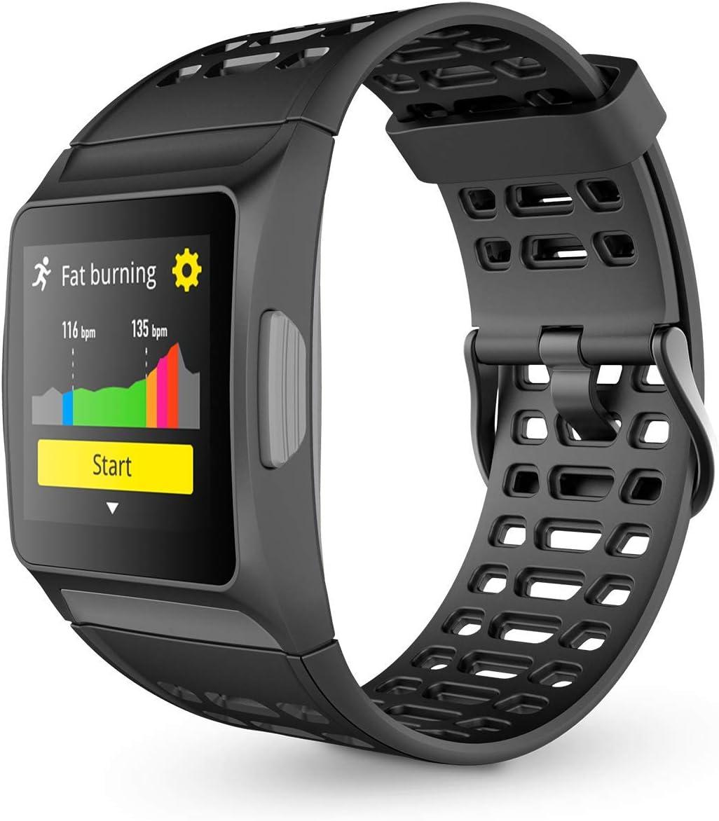 SPC Smartee Sport-Reloj Inteligente Waterproof (GPS, acuático ...