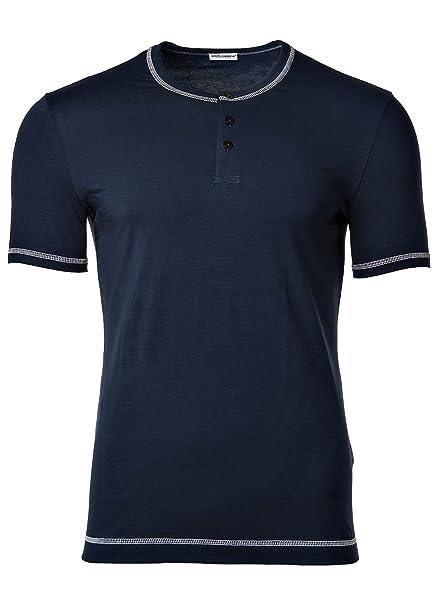 Dolce & Gabbana La Camiseta Ropa Interior Hombre Serafino, D & G S-XL