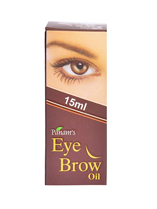 Buy Panams Eye Brow Oil 15ml Online At Low Prices In India