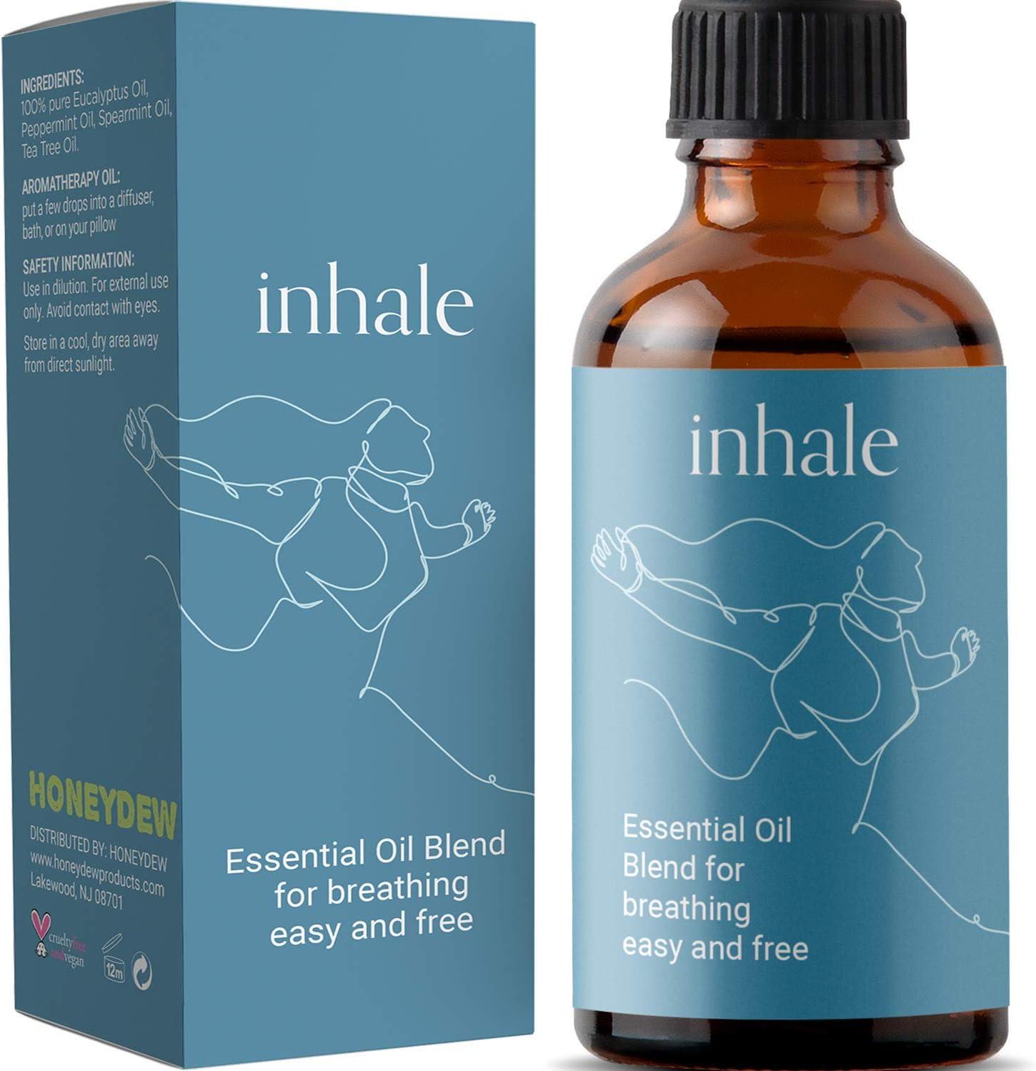 Honeydew Breathe Better Essential Oil Blend for Congestion