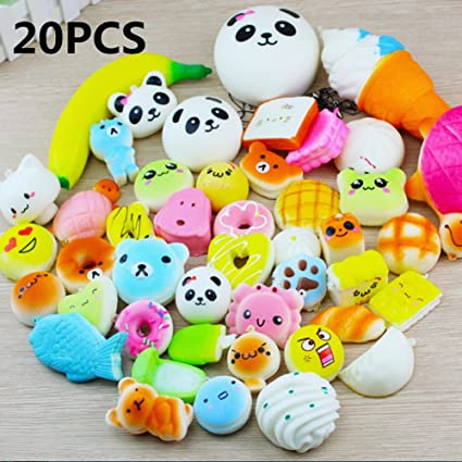 Mobile Phone Straps Mobile Phone Accessories Kawaii Soft Squeeze Cell Phone Strap Scented Bread Cake Stretchy Toy Gift Cute Simulation Bread Donut Squishy Slow Rising Buy Now