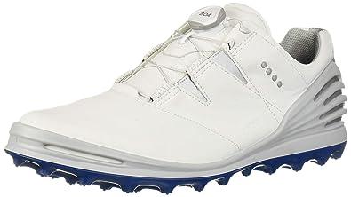 69bb87c0eefc ECCO Men s Cage Pro Boa 2 Gore-TEX Golf Shoe White 39 M EU (