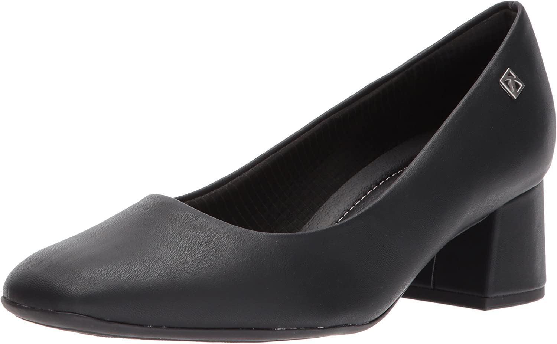 Spring Step Womens Flaviana Dress Pump Black Leather Size 41 EU 9.5-10 M US
