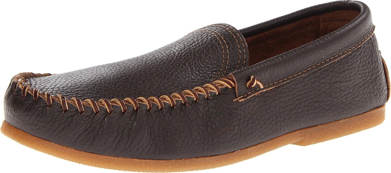 Minnetonka 969 - Zapatos Cerrados de Cuero para Hombre