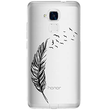 coque huawei honor 5c silicone