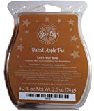 Scentsy BAKED APPLE PIE Scented Wax, Baked Apple