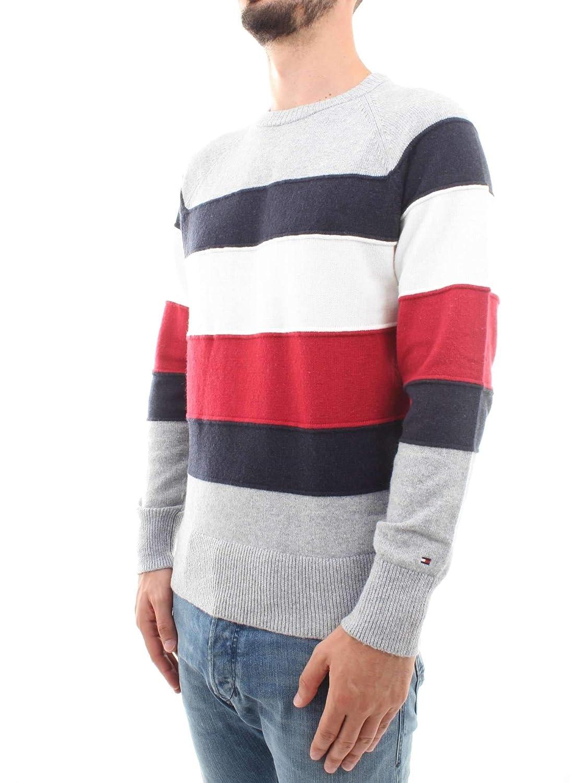 a1630287a6d4 Tommy Hilfiger - Colourblock Stripe Jumper