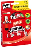 Pritt 1445029 Klebestift, 5 x 43 g