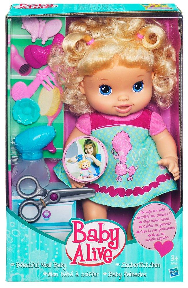 los clientes primero Hasbro Baby Alive 36762148 - - - Muñeca con rizos  tienda en linea