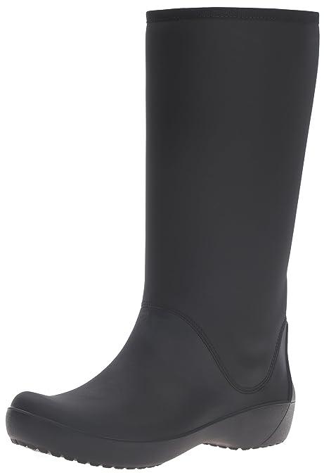 Crocs RainFloeTallBt, Botas de Lluvia para Mujer: Amazon.es: Zapatos y complementos