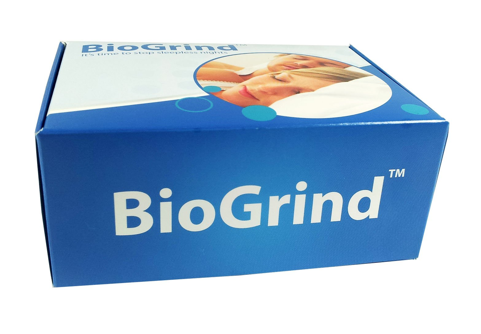 Stop Grinding Mouth Guard Sleep Aid Grind Guard by BioGrind(TM)