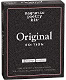 Magnetic Poetry - Original Kit - All the Essential Words For Your Refrigerator - Write Poems and Letters on the Fridge - Made in the USA