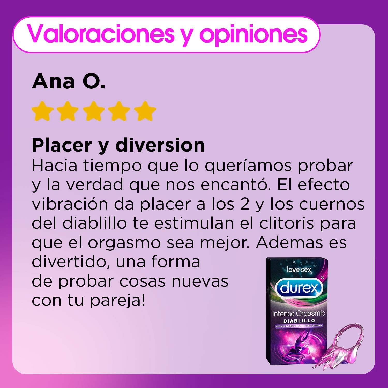 Durex Play Diablillo Amazon Com Mx Salud Belleza Y Cuidado Personal