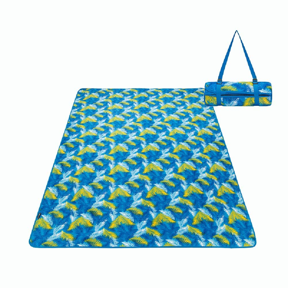 Picnic Blanket Waterproof Mat Pet Pad Outdoor Sleeping Mat,Beach Camping Barbecue (Color : #2) by FZZ-picnic blanket