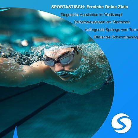 EXCELENTE Gafas piscina