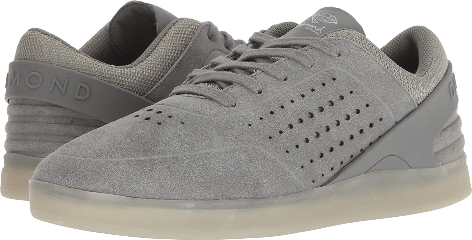 Diamond Supply Co. Men's Graphite Dark Grey 9 M US M