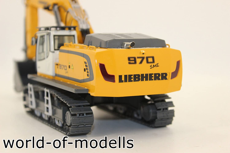 WSI 04-1047 Liebherr R 970 Kettenbagger SME 04-1047 1 50 NEU in OVP