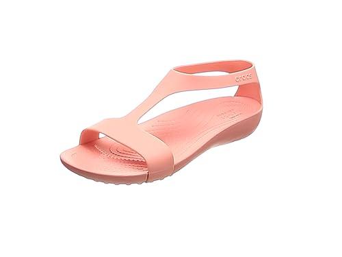 e5618c1275e5 Crocs Women s Serena Sandal W Heels  Amazon.co.uk  Shoes   Bags