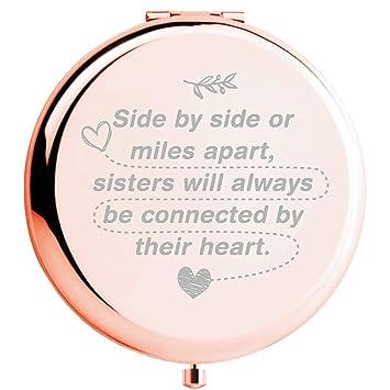 Amazon.com: Regalos para hermanas de Hermana Hermana ...