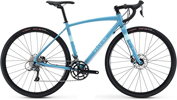 Raleigh Bikes Women's Adventure Road Bike