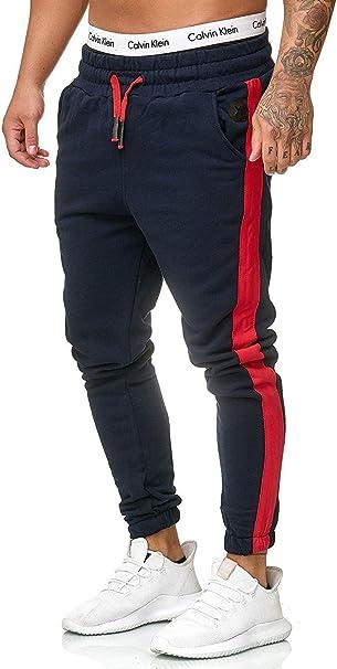 VANVENE - Pantalones de chándal para Hombre (Forro Polar): Amazon ...