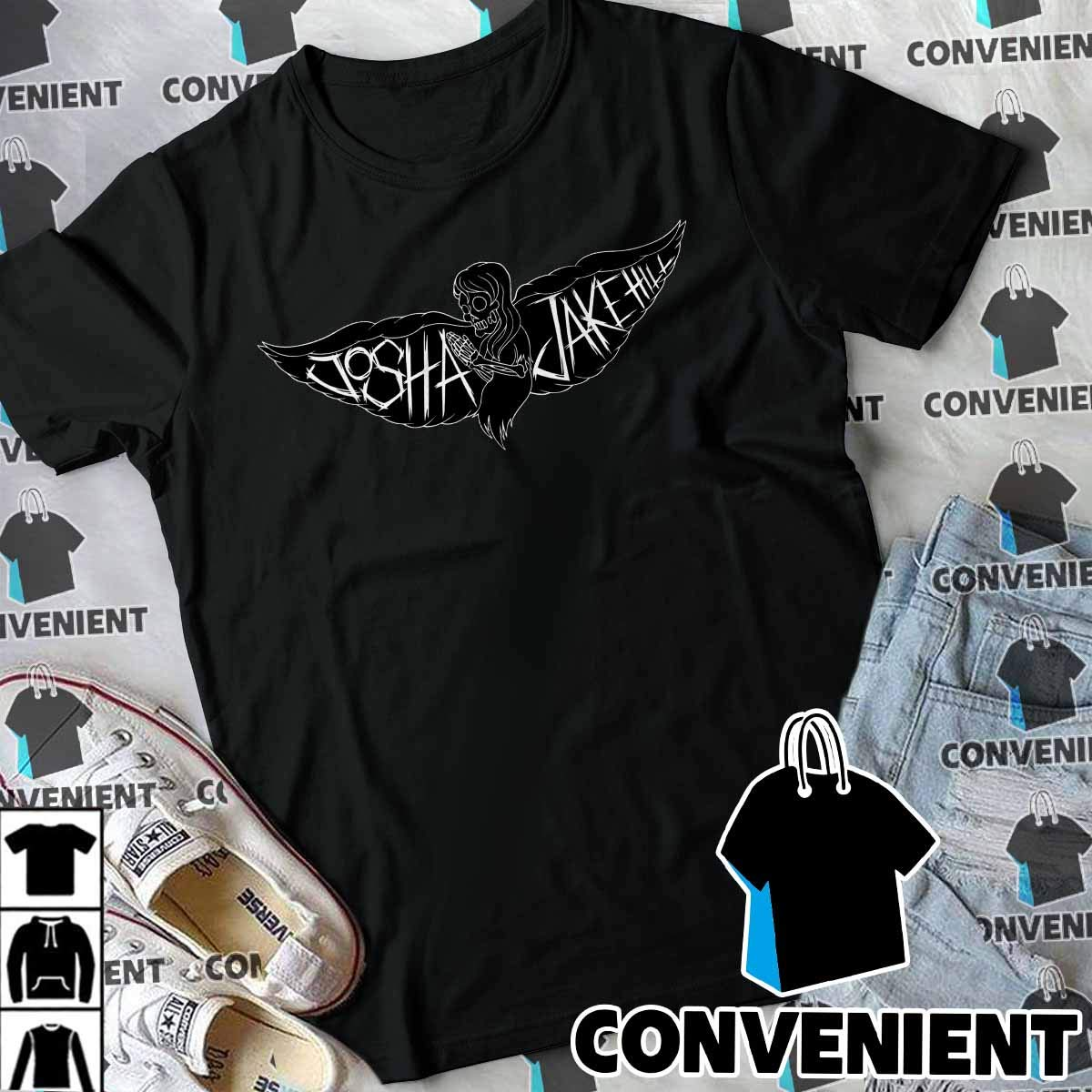 Josh A /& Jake Hill Logo T Shirt birthday gift shirt Sweatshirt Hoodie