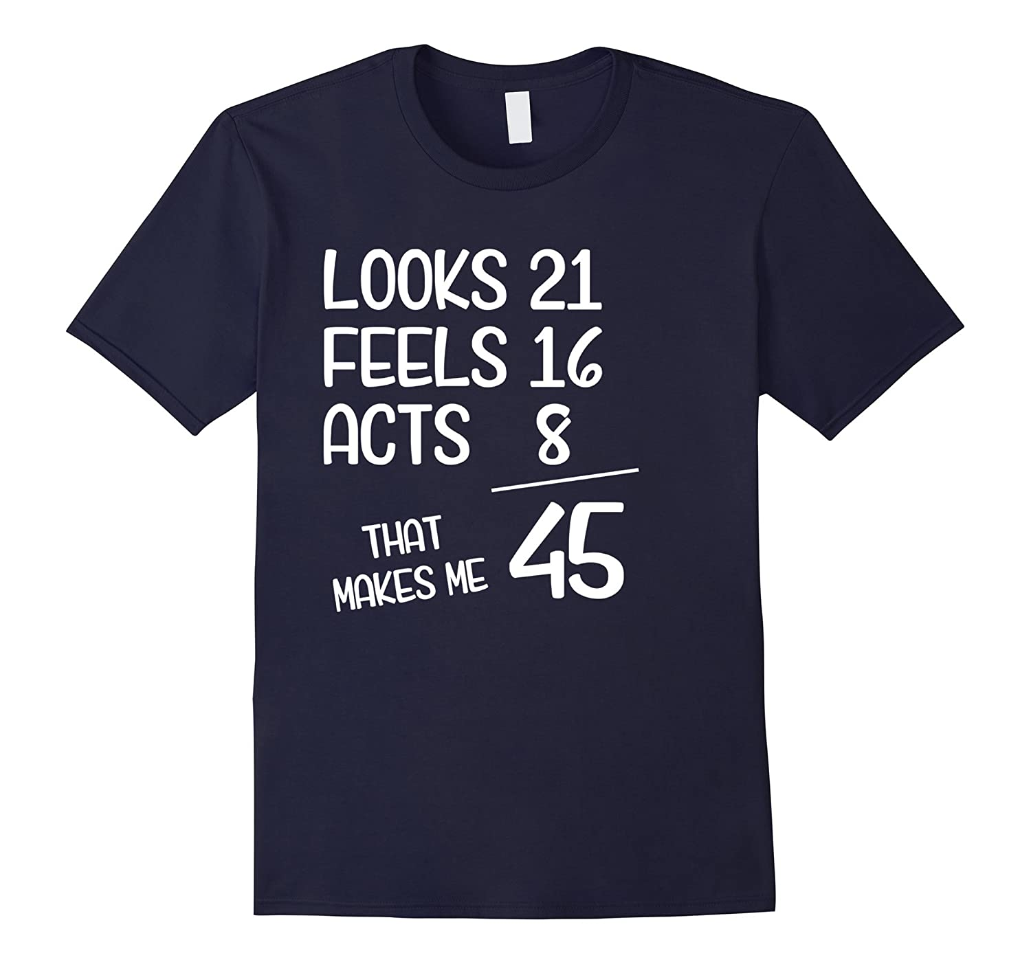 Funny 1972 45th Years Old Birthday Gift T-Shirt-PL
