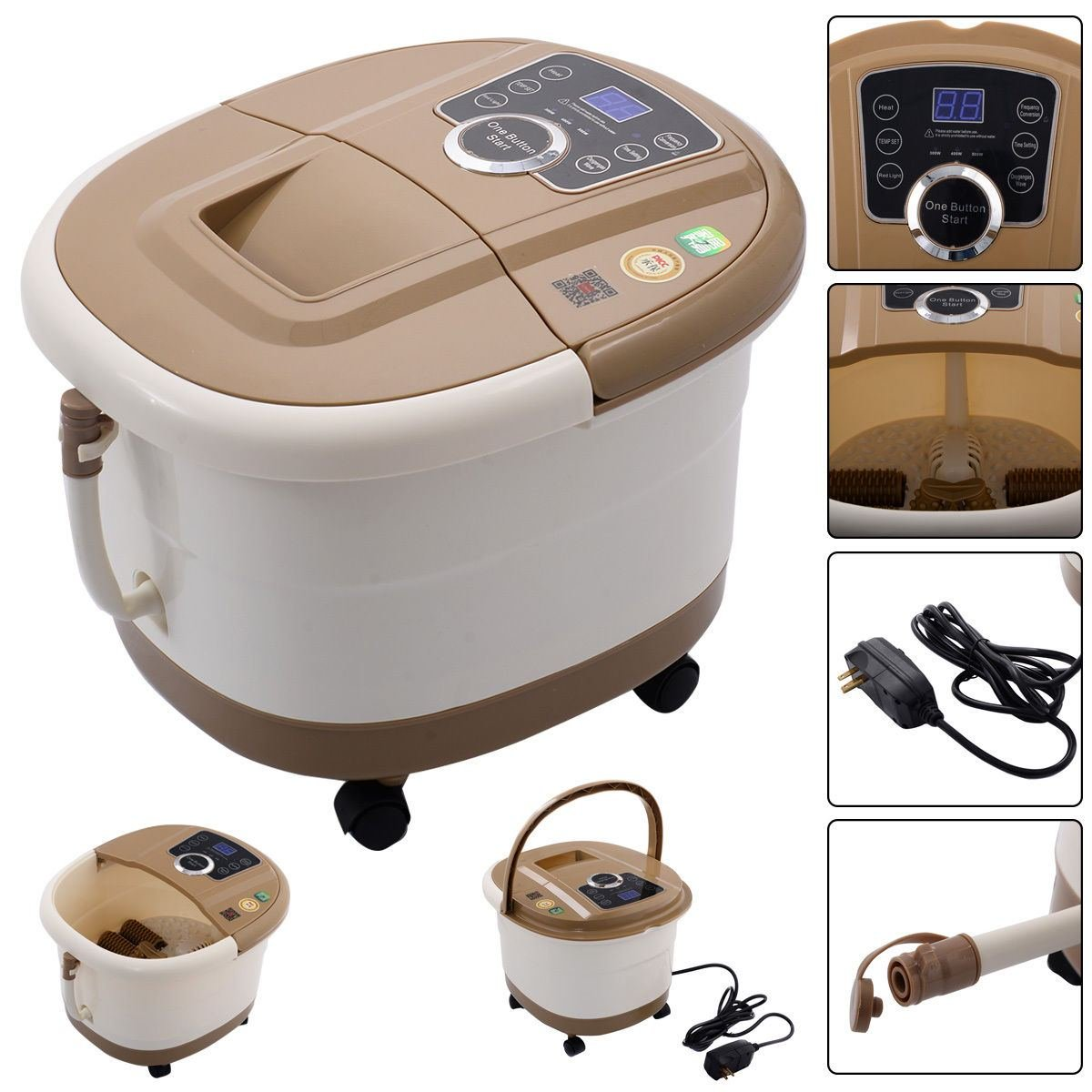 Portable-Foot-Spa-Bath-Massager-Bubble-Heat-LED-Display-Vibration-Infrared-Relax