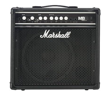Marshall - Mb30 amplificador combo para bajo 30 w mmamb30