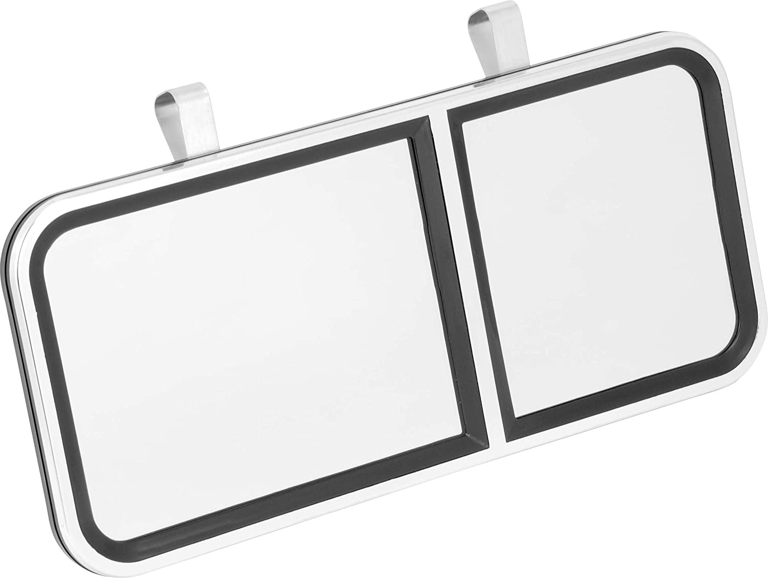 Bell Automotive 22-1-00503-8 Large Clip-On Vanity Mirror