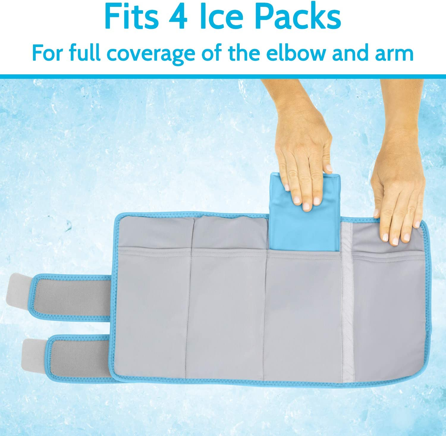 Vive Ice Pack for Elbow and arm