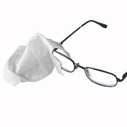 Ayudas dinamicas - Toallitas limpia gafas
