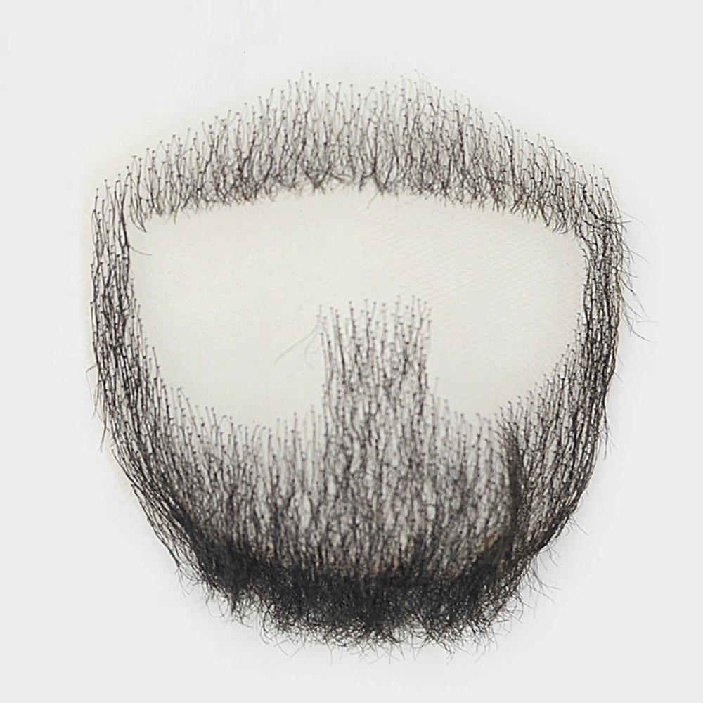 Thin beard human hair 100% versions usually use the best RM-1019