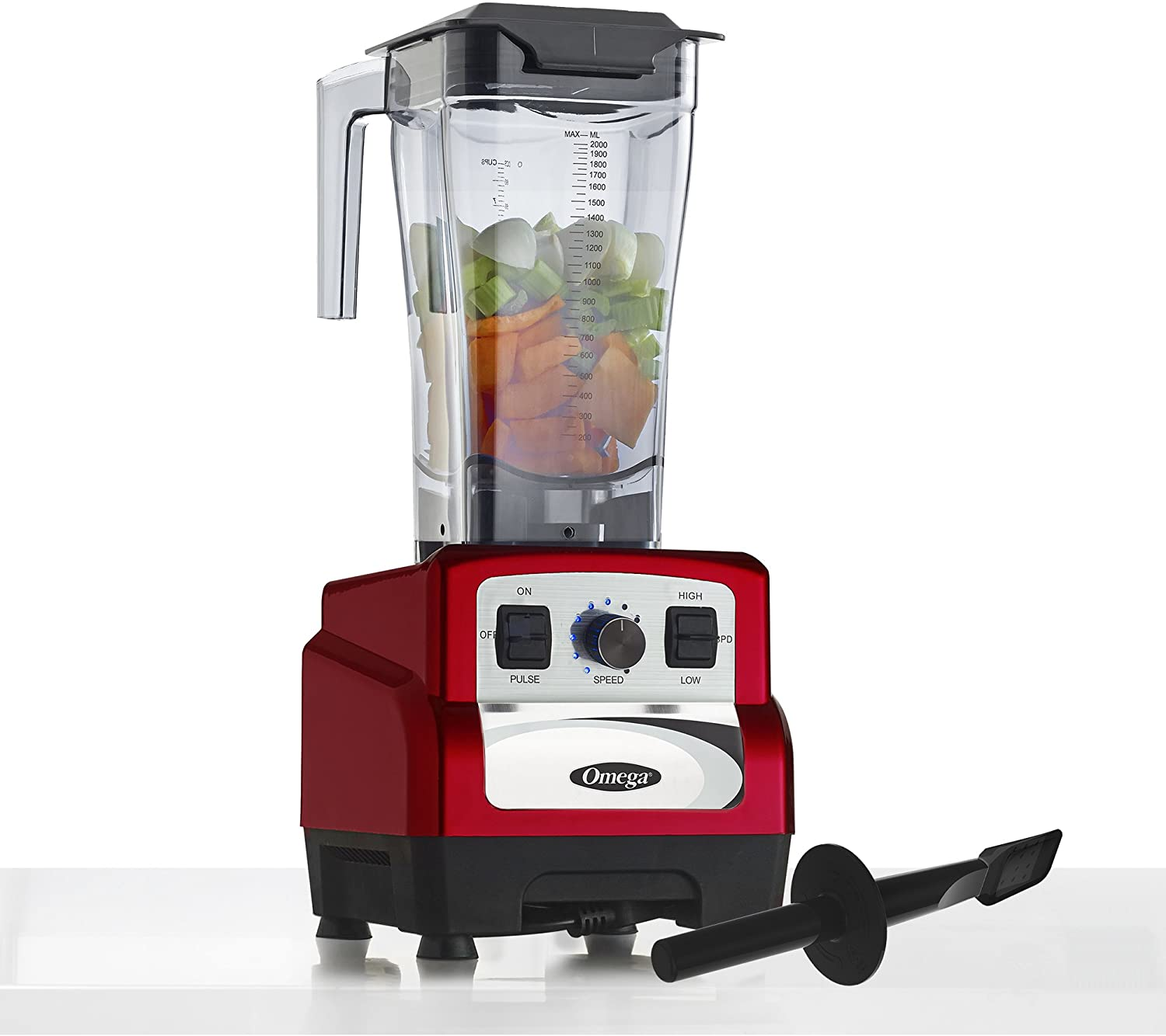 Omega Juicers OM6560 3 Peak HP Blender