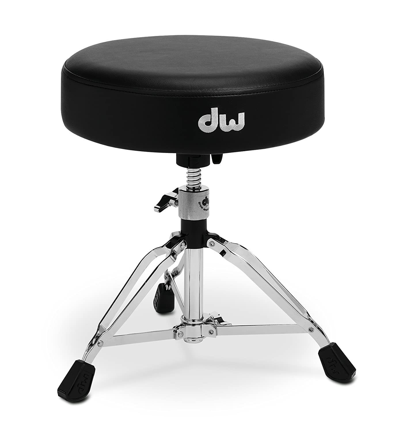 Drum Workshop, Inc. 9000 Series 9101 Low Tripod Drum Throne DWCP9101