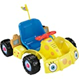 Power Wheels Nickelodeon Spongebob Squarepants Get Set Go! Kart