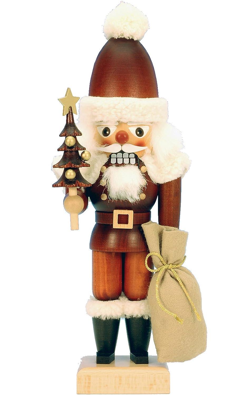 32-626 - Christian Ulbricht Nutcracker - Santa - 11.5H x 4W x 3.5D Taron Collections