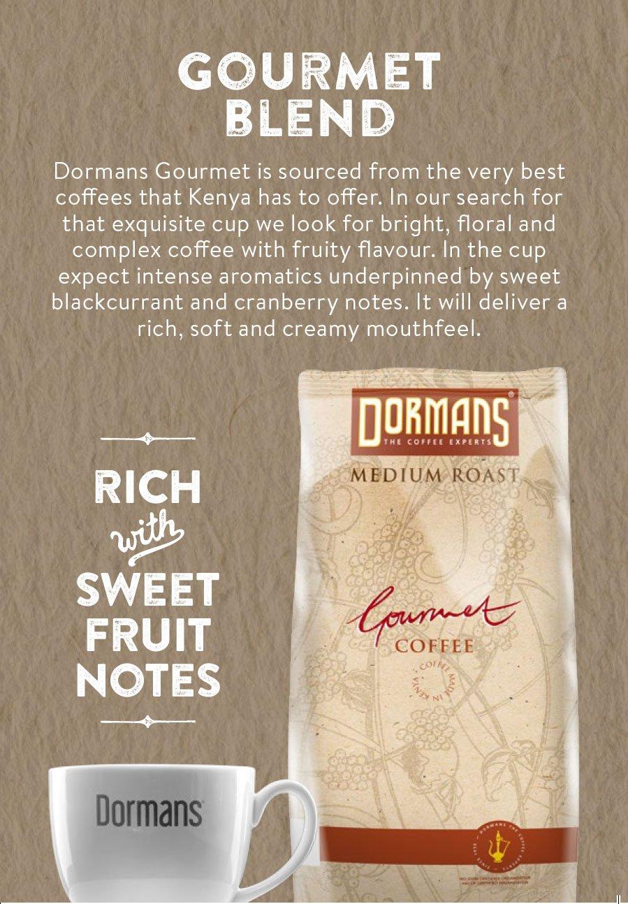Dorman's Kenya Gourmet Coffee