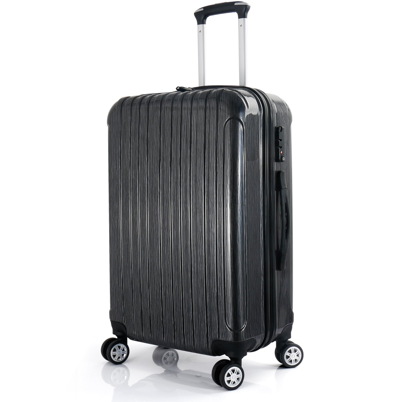 LEVIN 超軽量 スーツケース TSAロック 国内国際線機内持込可 B01MCYGTJV M
