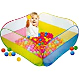 Playking Balak My Ball Pool with 50 Balls (Multicolour)