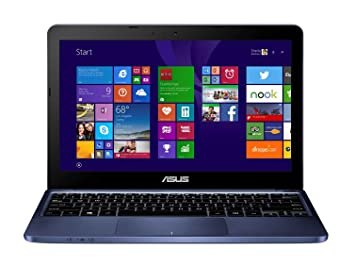 ASUS F205TA-BING-FD018BS - Ordenador portátil (Portátil, Touchpad, Windows 8.1 , 32-bit, Negro, Azul, Concha): Amazon.es: Informática