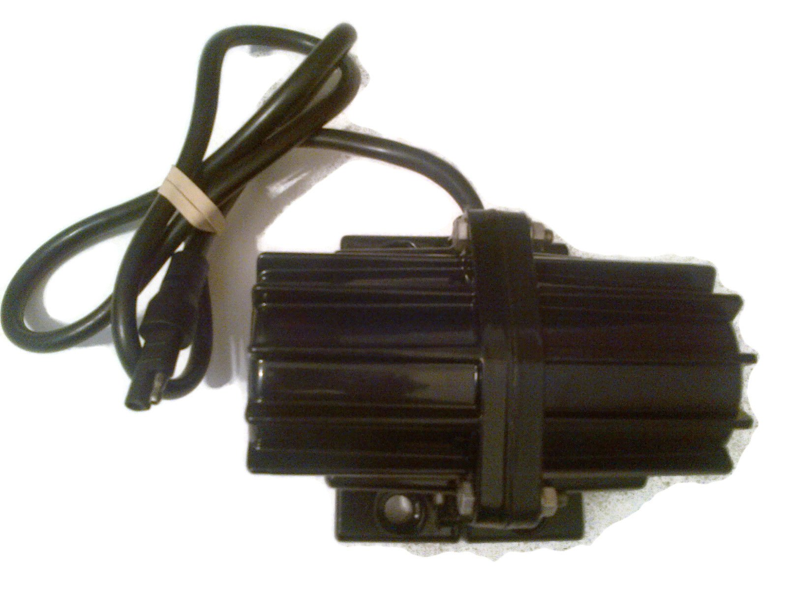 80 lb Vibrator Motor for V-Box Salt & Sand Spreader - Replaces 3008076 by Aftermarket
