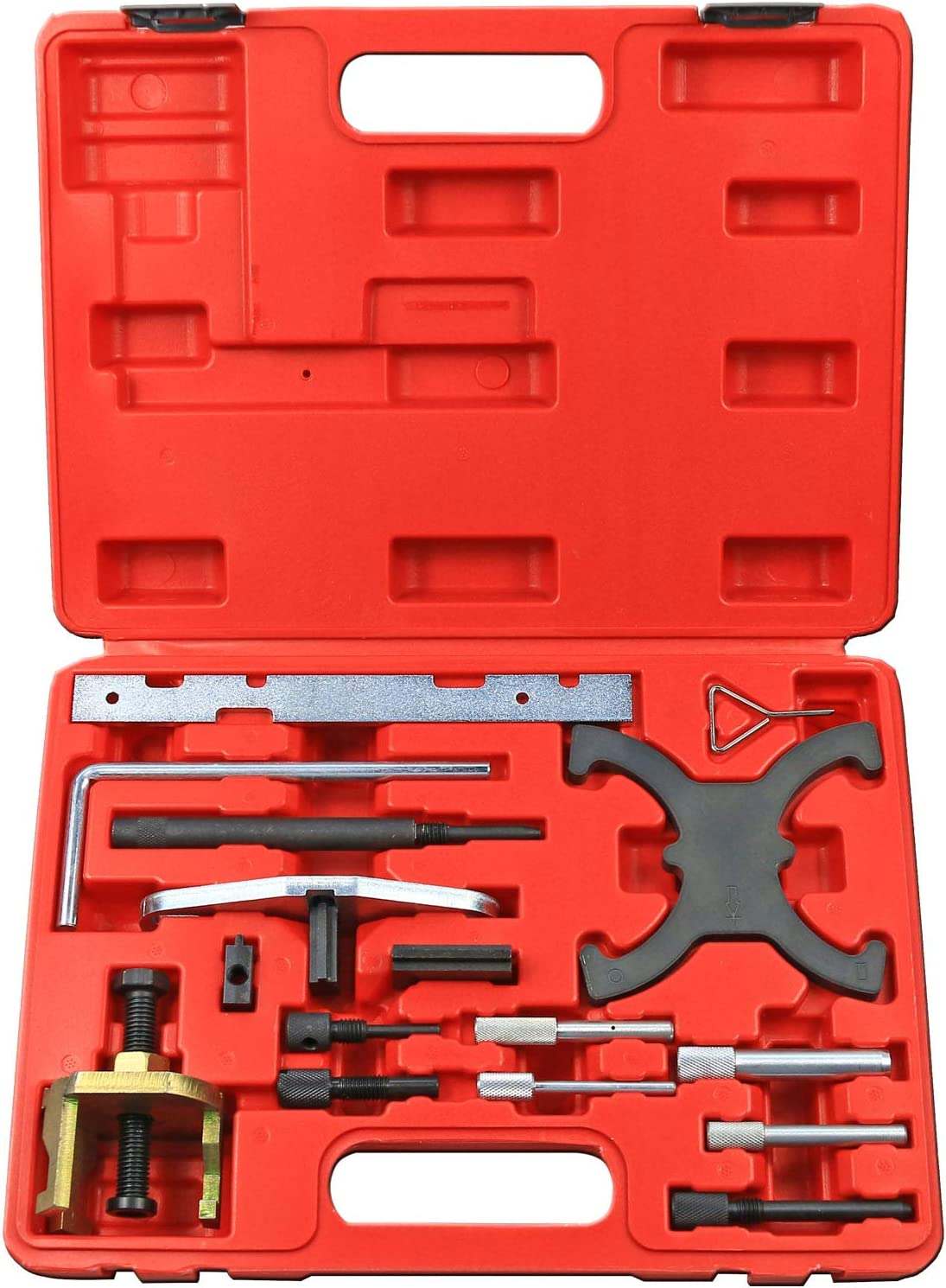 Engine Timing Tool Kit Tools For Ford Mazda fusion s-max galaxy fiesta courier