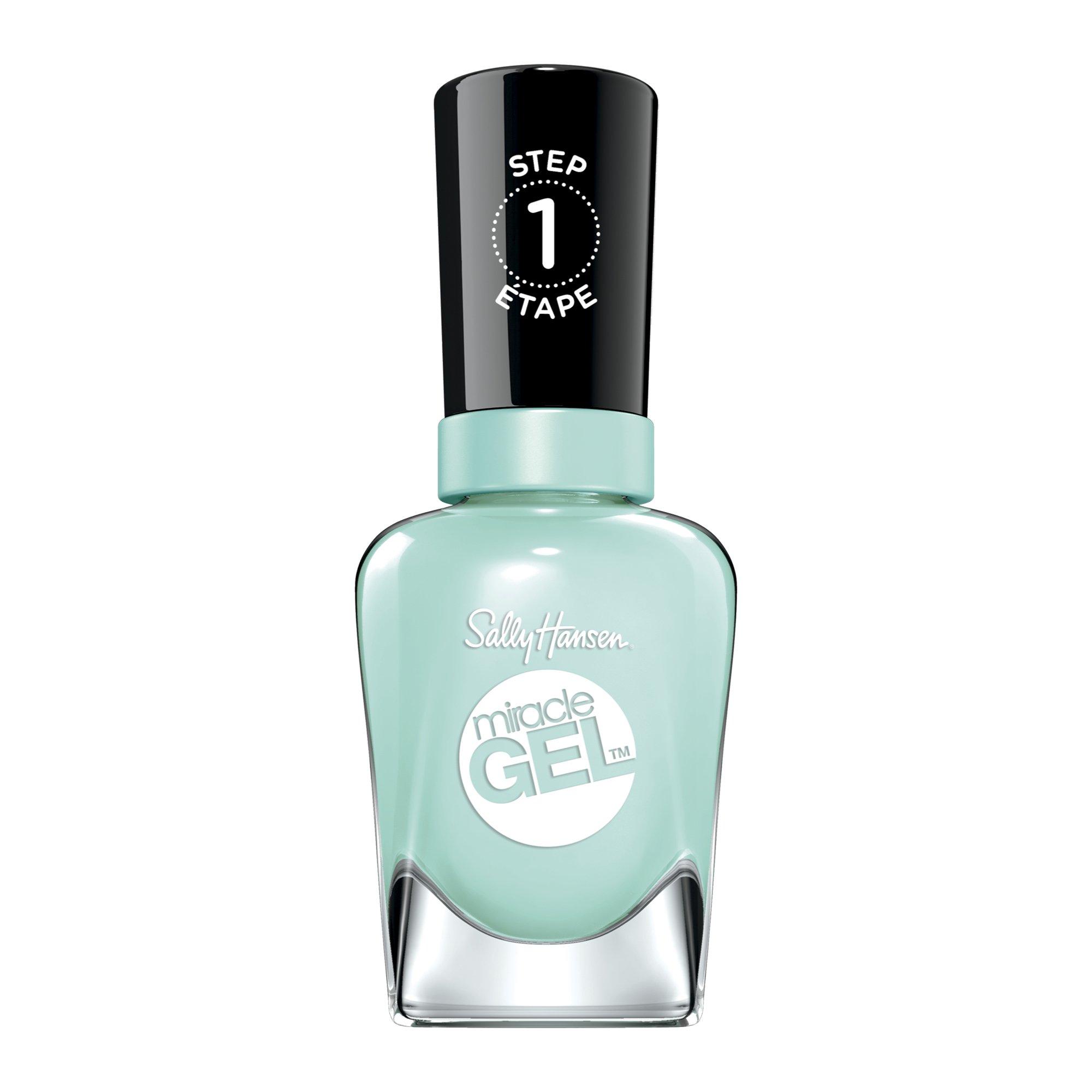 Sally Hansen - Miracle Gel Nail Color, Greens