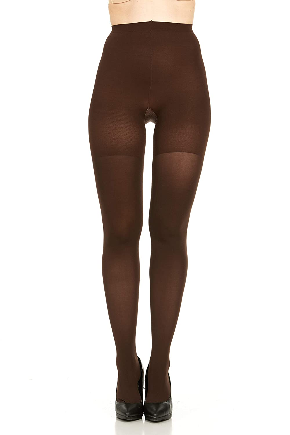 bf769da4b816bf SPANX Star Power by Center-Stage Shaping Brief Tights at Amazon Women's  Clothing store: