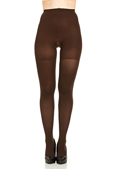 68dc6e1d70081c SPANX Star Power by Center-Stage Shaping Brief Tights (B, Smokey Sage)